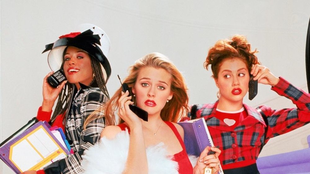 Clueless, a modern day adaptation of Emma. Credit: Paramount Pictures.