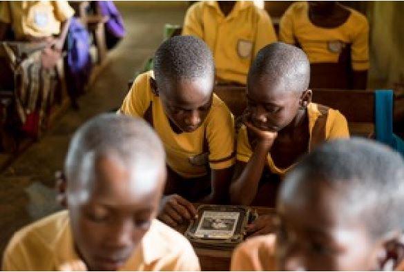 Suhum MA Experimental C School in Ghana