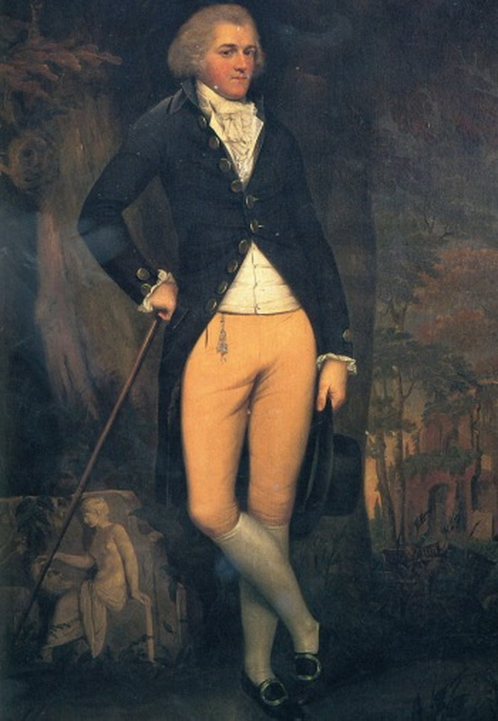 Edward Austen Knight.  Credit: Caroline Jane Knight.