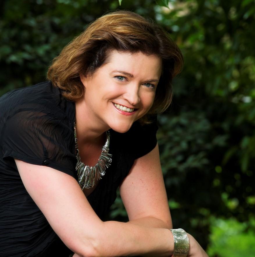 Caroline Jane Knight, our Founder