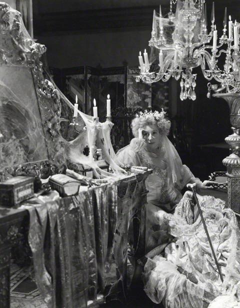Miss Havisham . . . the true matriarch of Floragraphica?