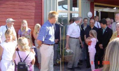 Anders Johansson, NCC:s värmlänska distriktschef.