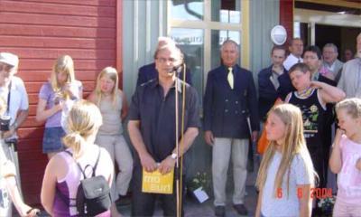 """""""Välkommen till Munkfors nya framsida..."""""""