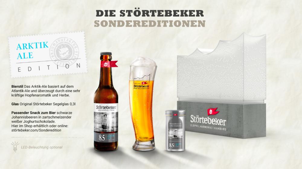 Störtebeker Elbphilharmonie Digital Branding