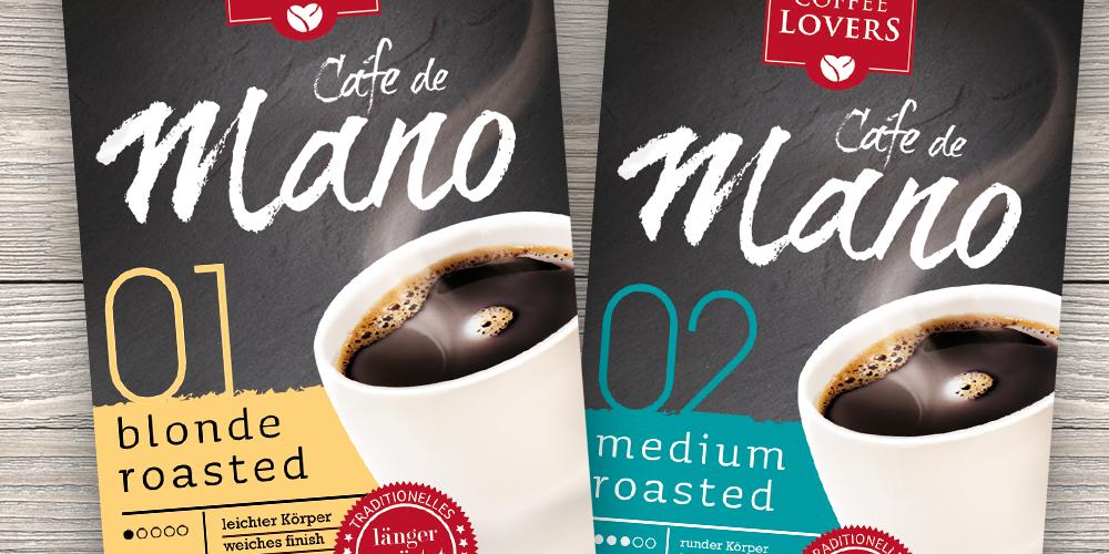 Coffee Lovers Packaging