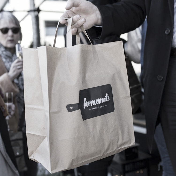 HOMEMATE: BRAND NAME, IDENTITY AND STORES