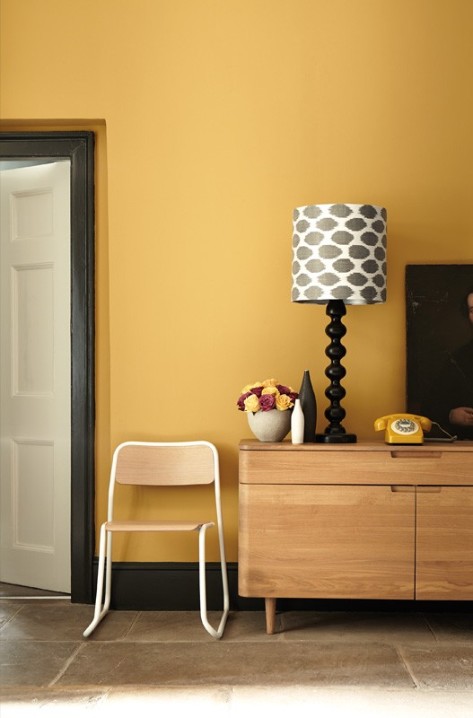 'Yellow Pink' by Little Greene