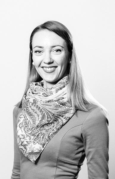 Olga Sapsai  Kirjanpitäjä (Äitiyslomalla)