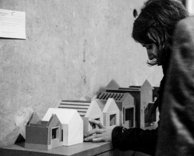 Describing Architecture Exhibition, working models, 2012.