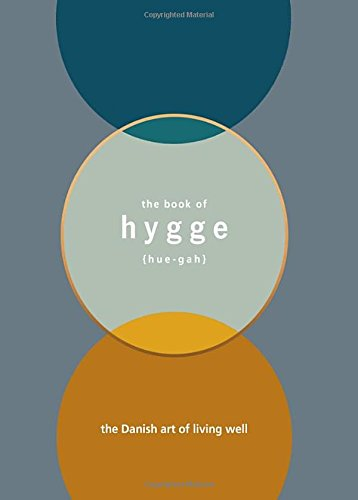The book of Hygge: The Danish art of living well by Louisa Thomsen Brits is just one of the 9 books being published this year on the topic of Hygge.