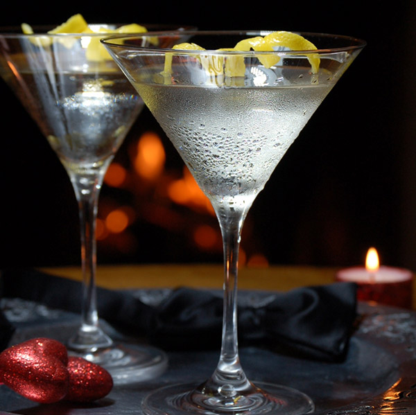The ultimate cocktail: Vesper Martini. Cheers!   Source: coupons.com