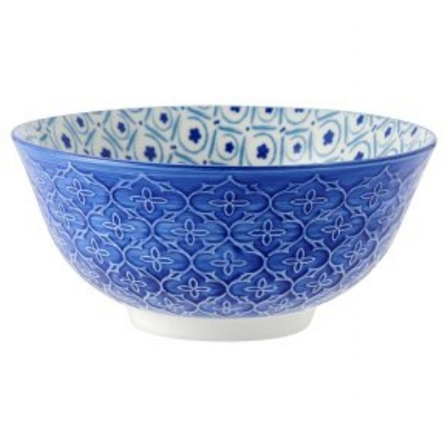 There's much to love about Waitrose, but these decorative beauties top my list. They easily look as though you might have paid twice as much and their gorgeous colours will brighten up any morning. There's a number of different styles to choose from, but this picture shows Waitrose Oriental Medium Blue Bowl