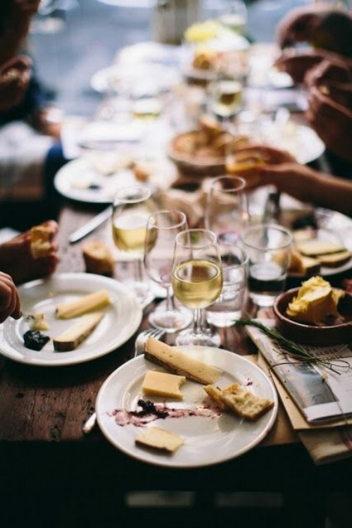 Or is it the taste of a fine meal and an evening with inspiring friends?   Photo: twofoldaffair.com