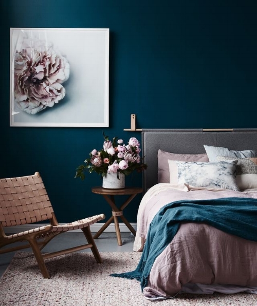 Does the feeling of sanctuary, being cocooned in your own private space mean you're home?   Photo: amara.com, adoremagazine.com