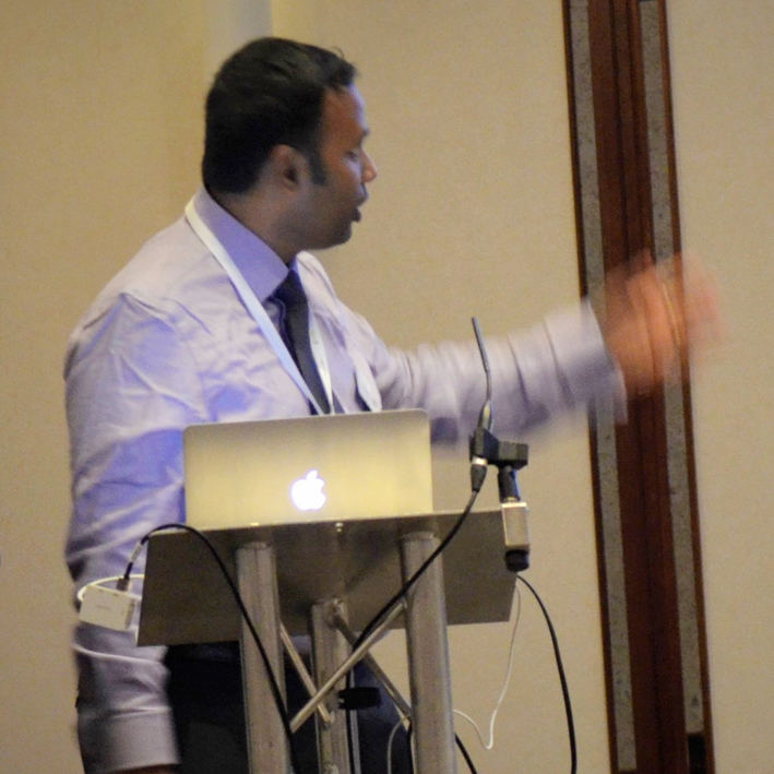 Visveswaran Mallayan   Information Manager University Hospitals Leicester NHS Trust   Breakout session 9: Using data from EDGE to provide business decisions and intelligent reports