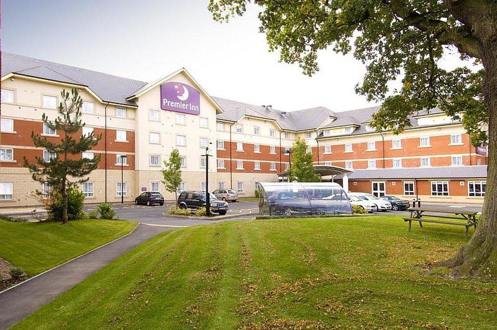 Premier Inn Birmingham airport- EDGE user conference