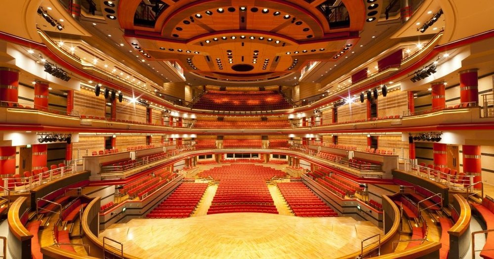 birmingham symphony hall- EDGE user conference 2018