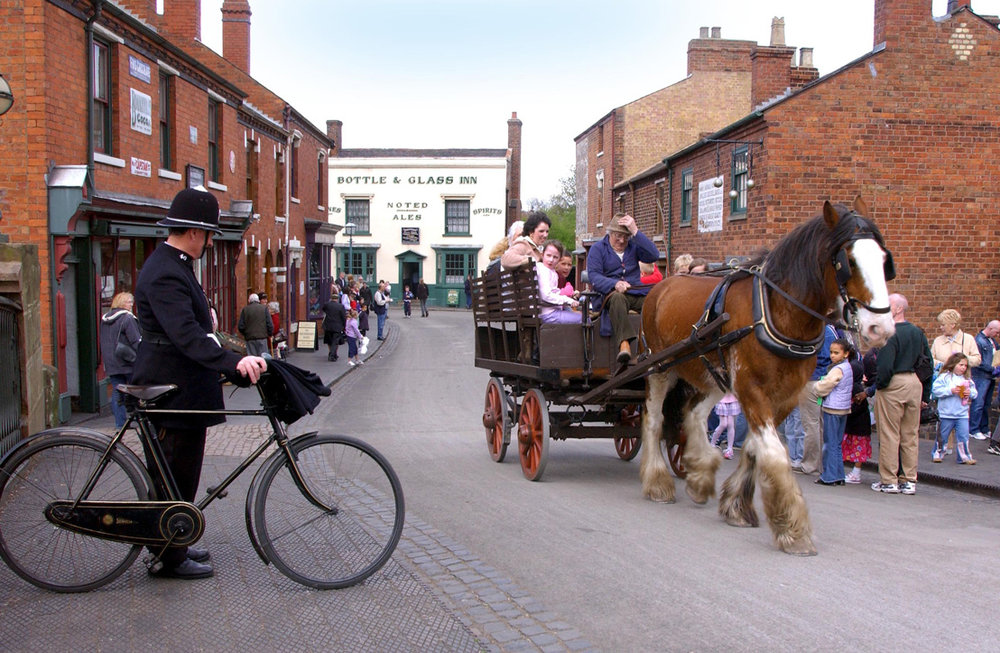 Black Country Living Museum- EDGE conference 2018