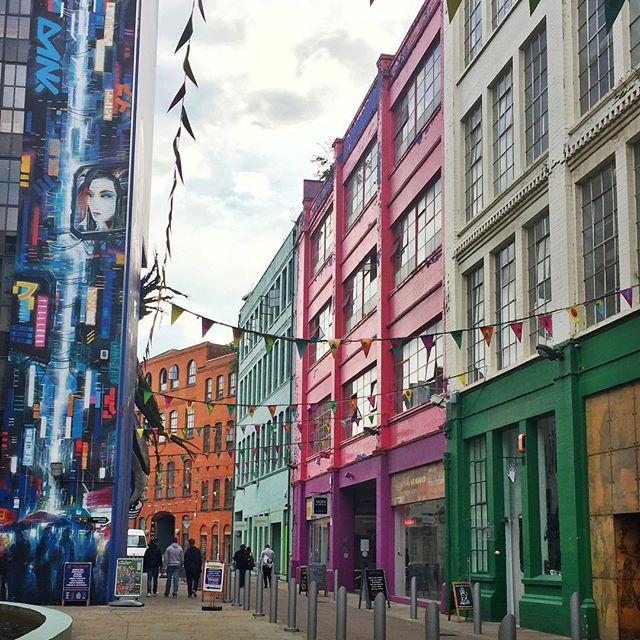 Birmingham Custard Factory- EDGE conference 2018
