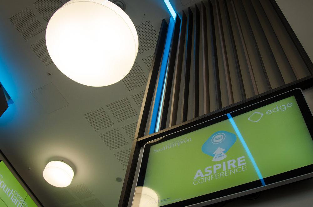 ASPIRE EDGE conference