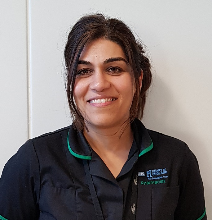 """LUBNA KHAN-  Principle Pharmacist R&D, Heart of England NHS Foundation Trust   """"Using EDGE to support the delivery of research in Pharmacy"""""""