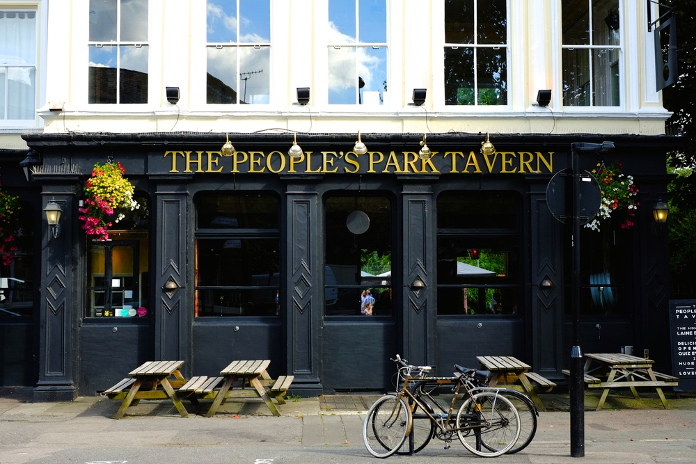 people's park tavern, Pub, Team Games, Escape Rooms, London, Handmade Mysteries