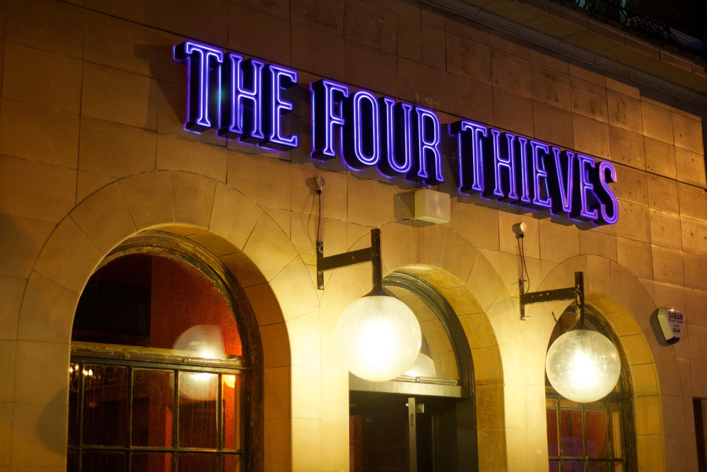 The Four Thieves, Pub, Team Games, Escape Rooms, London, Handmade Mysteries