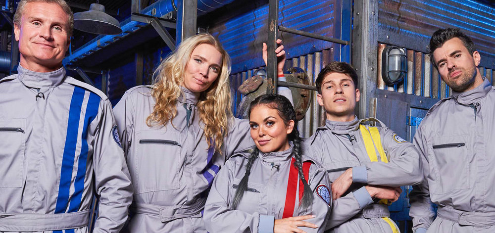Image: The Crystal Maze, Channel 4