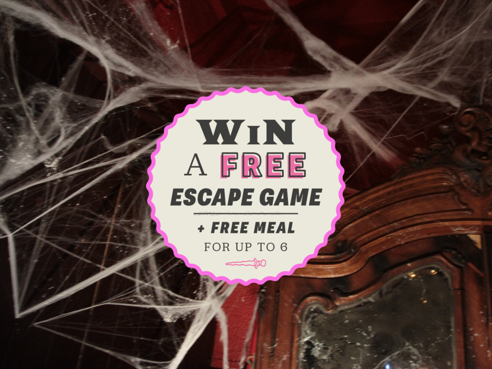 Halloween Competition - We're also running a Halloween competition this month offering a free game and meal for up to 6 at The Depot in North London, go to Facebook to enter.