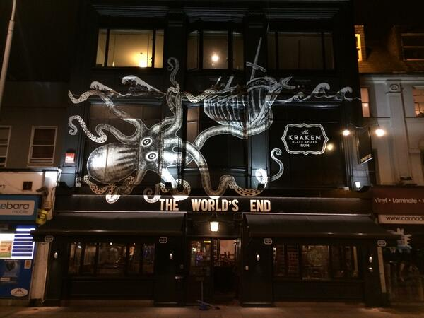 The Worlds End, Brighton