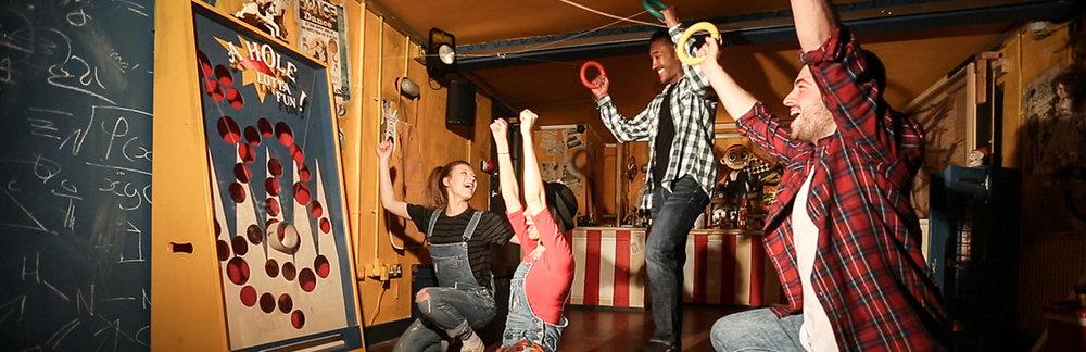 Puzzle Rooms Nostalgic Vibes