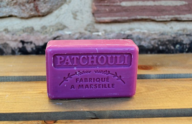 Savon de Marseille Patchouli Soap