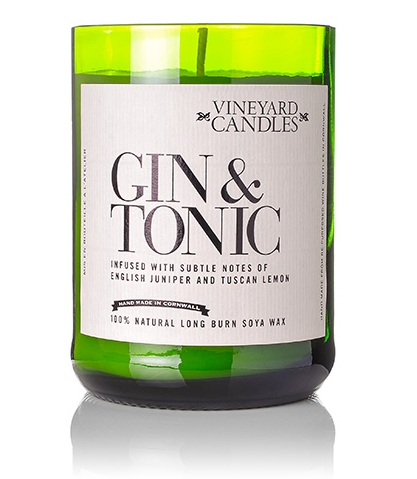 Gin & Tonic Vineyard Candle