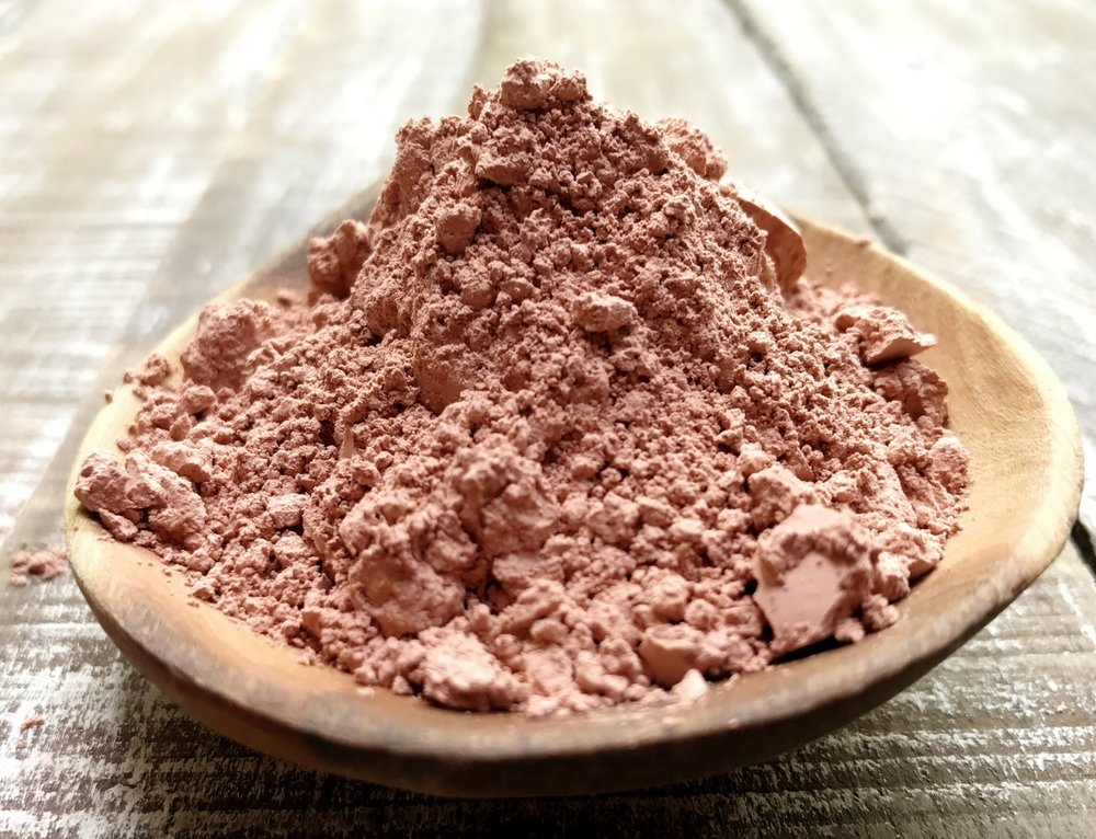 Cosmetic Red Clay