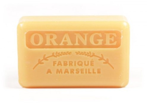 French Orange Soap