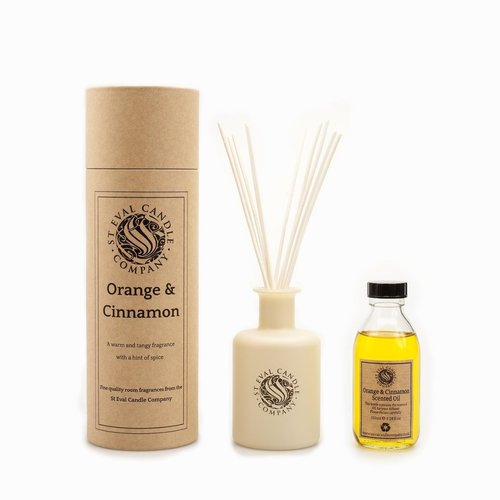 Orange & Cinnamon Reed Diffusers