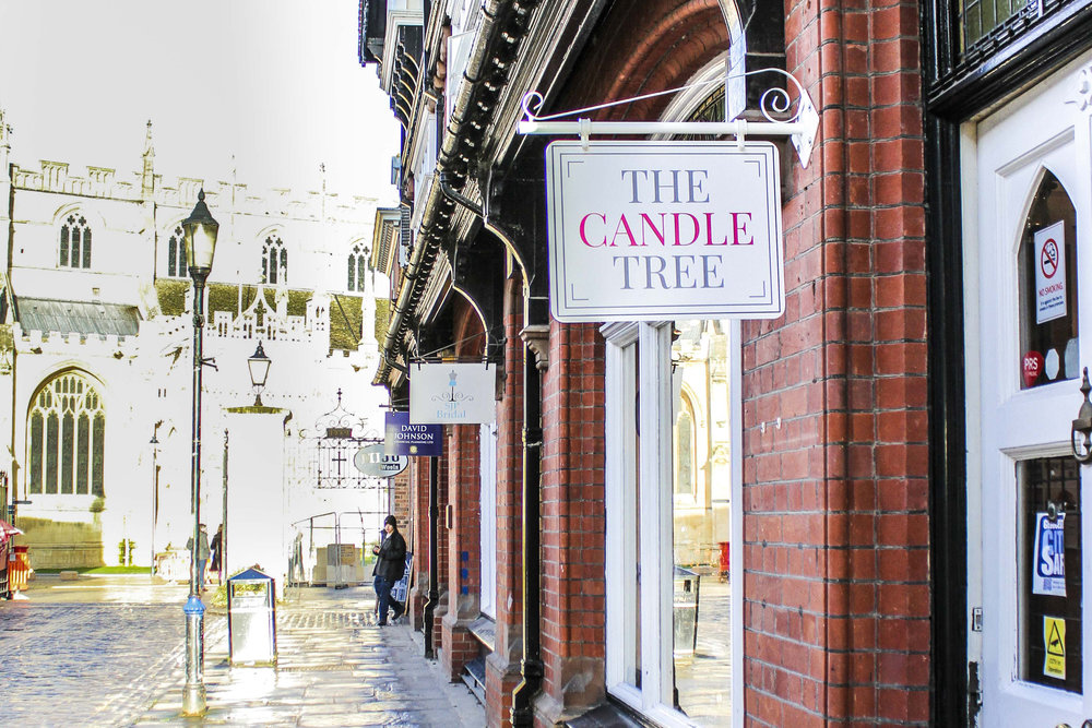 The Candle Tree, Gloucester