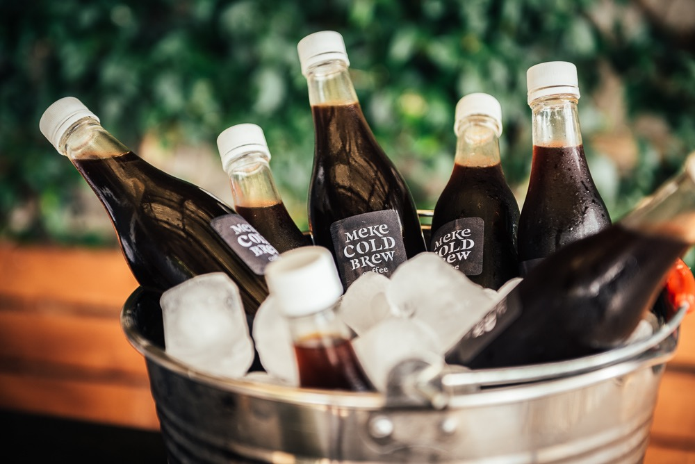 Original Meke Cold brew. Bottled. Foto: © Meke Coffee Roasters, 2015