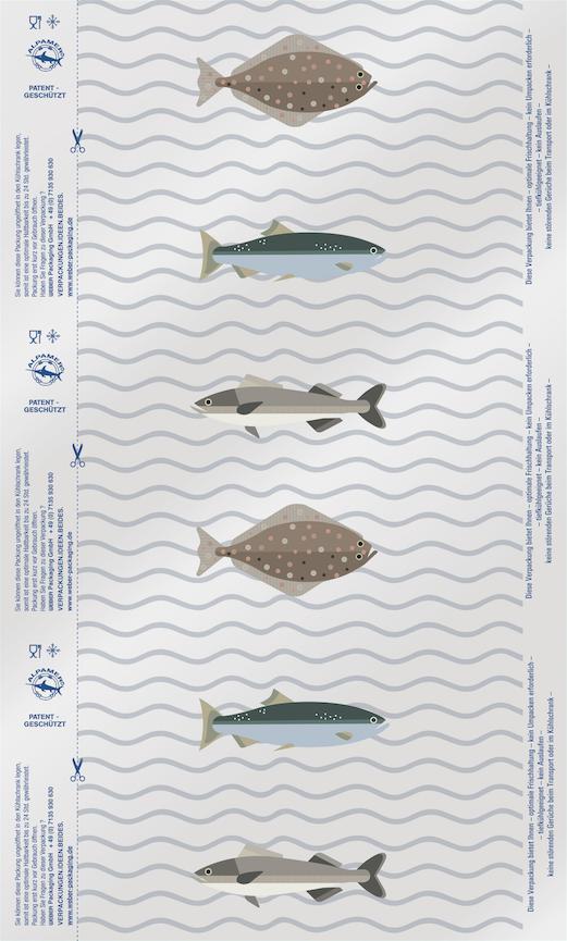 Frischfisch (6 Farben)