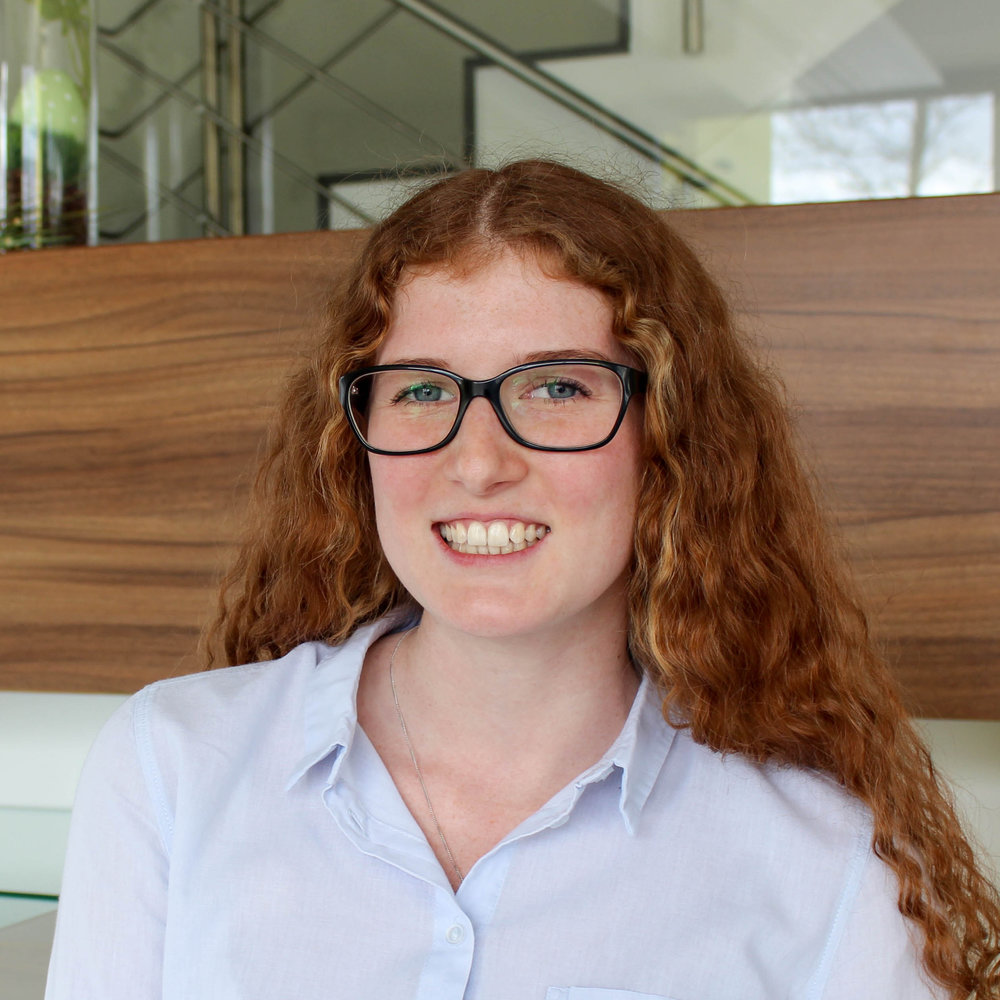Noemi Gerhäusser  Studentin Foodmanagement