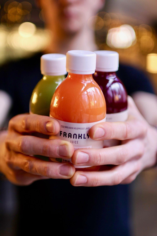 Juicekuren, giver mig mere energi, og en følelse af, at være