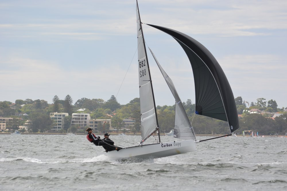 foiling-moth-Avalon-sails-Swan-river
