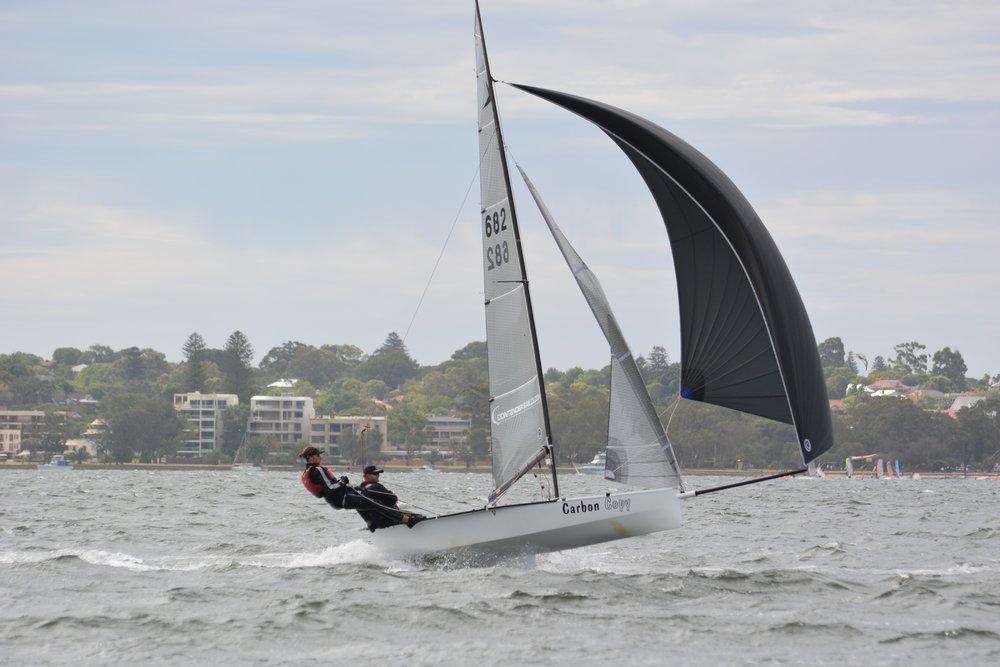 foiling-moth-Avalon-sails-Swan-river