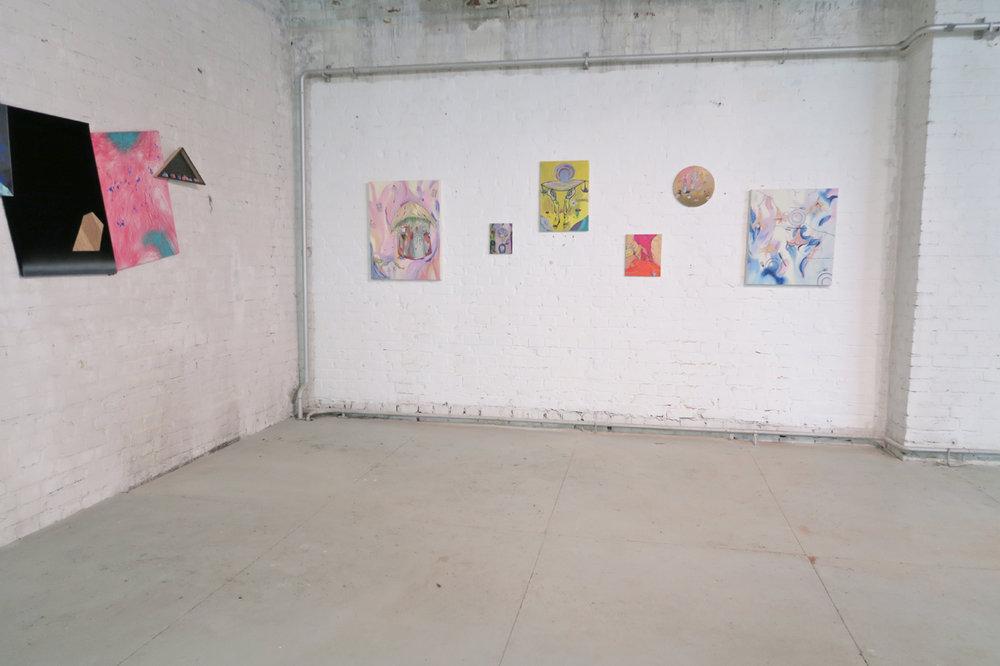 Wild Horses, Galerie Bipolar.