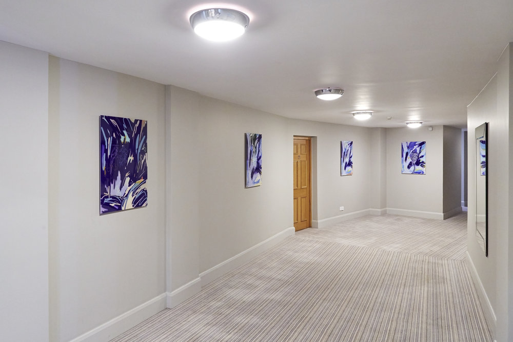 Main corridor Palgrave Gardens