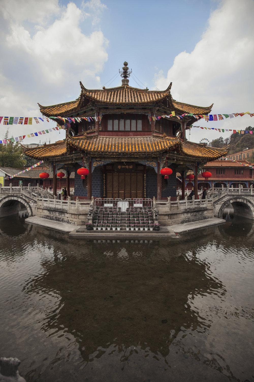 Yuantong Temple