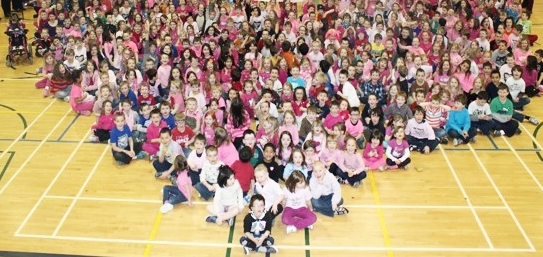 We shared the Challenge today at our monthly school wide assembly and presented a few awards to children for some of their Global Act ideas up to this point. The video introducing the challenge was presented and our school's Sunshine club was introduced to the school. We are sharing the acts of kindness that can be done in our community and how even as students we can make a difference to the planet, whether it be helping other people, communities, or our environment.