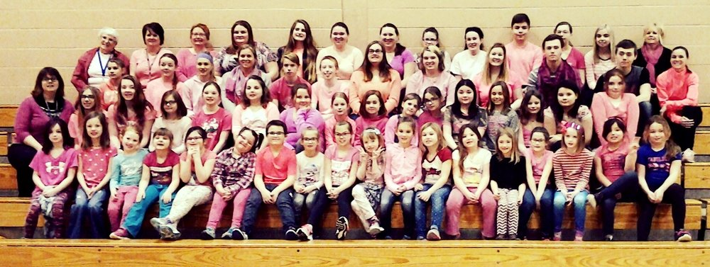 Pink Shirt Day  Encourages conversation about the subject and issue of bullying in all areas of society. The day symbolizes that we do not tolerate bullying - An effort to practice kindness and acceptance towards both ourselves and others.