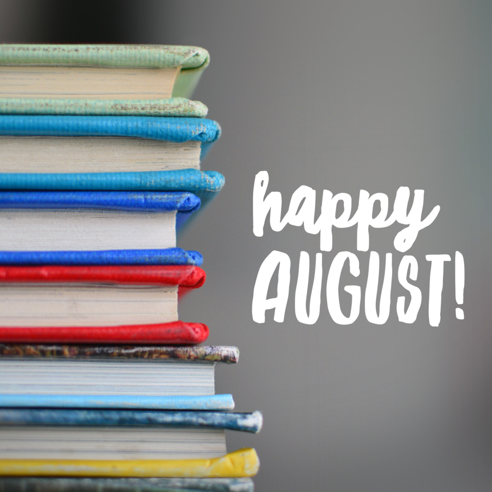 Happy August Books