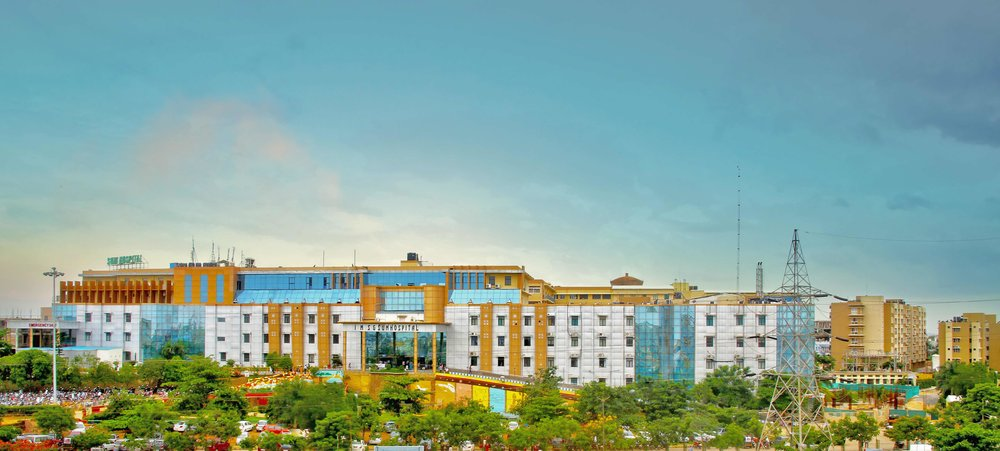 IMS and SUM HOSPITAL - Insittute of MeDICAL SCIENCES and SUM Hospital, SIKSHA 'O' ANUSANDHAN, BHUBANESWAR
